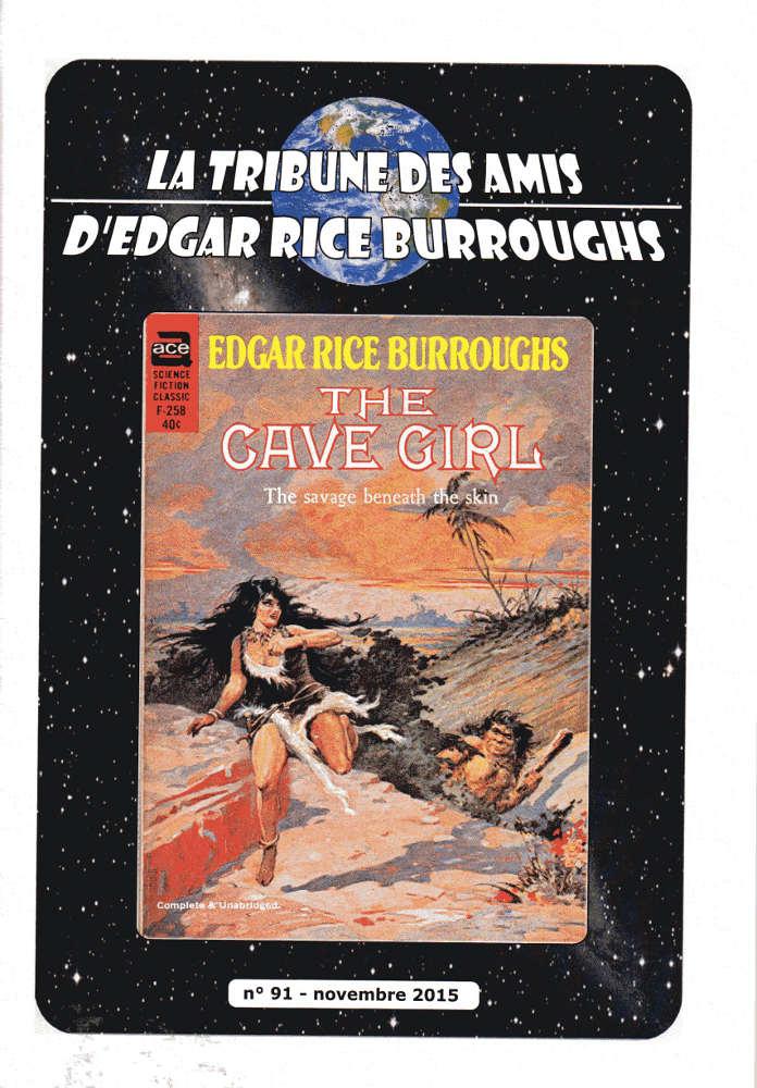La Tribune des Amis d'Edgar Rice Burroughs n° 91