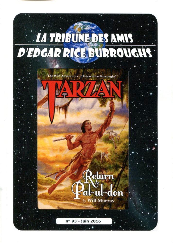 La Tribune des Amis d'Edgar Rice Burroughs n° 93