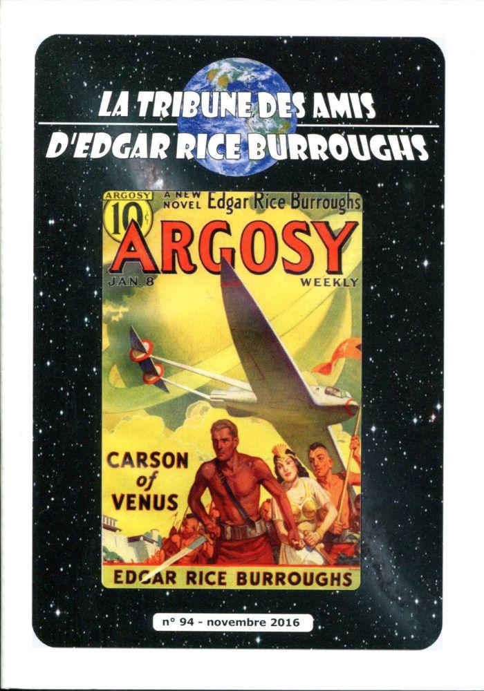 La Tribune des Amis d'Edgar Rice Burroughs n° 94