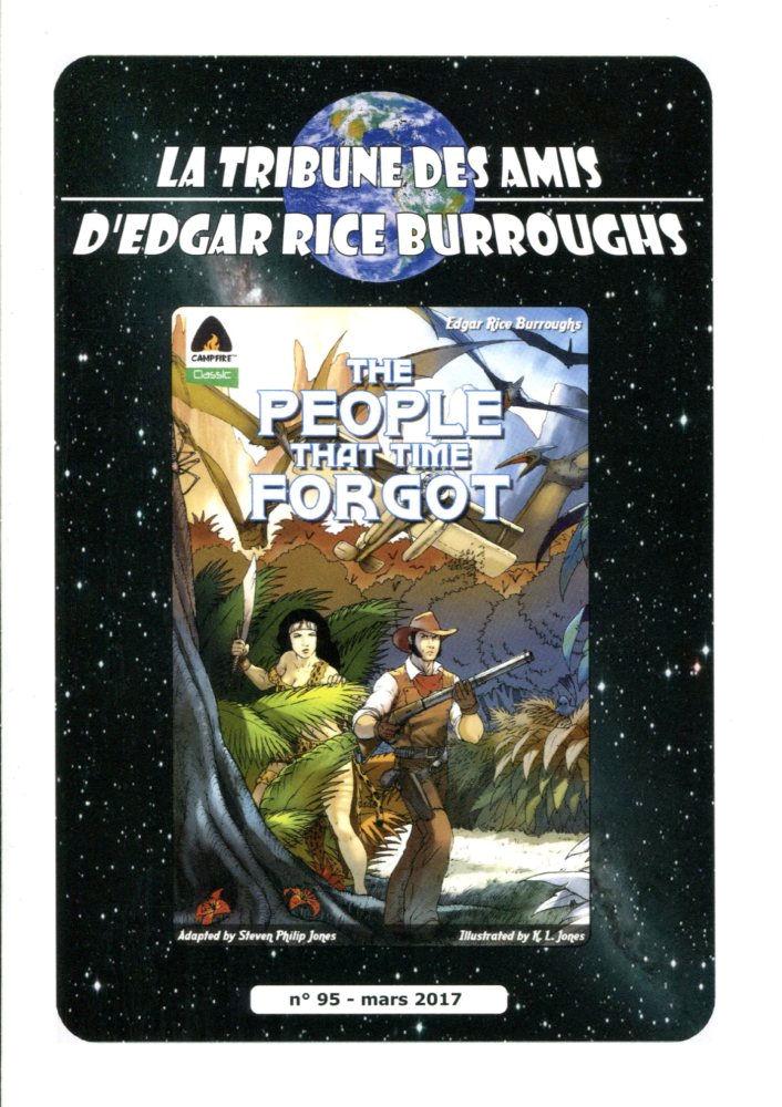 La Tribune des Amis d'Edgar Rice Burroughs n° 95