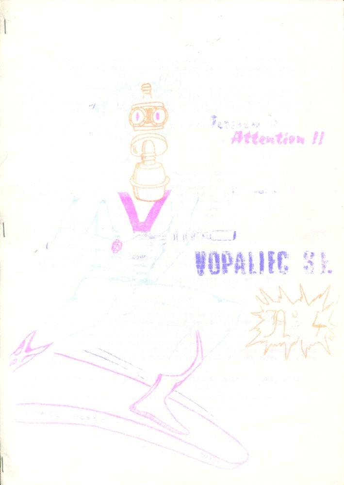 Vopaliec n° 4