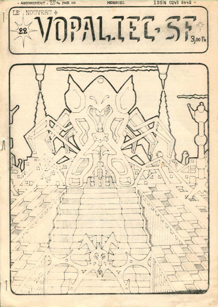 Vopaliec n° 22