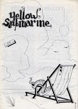 Yellow Submarine n° 21