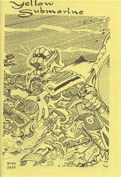 Yellow Submarine n° 60