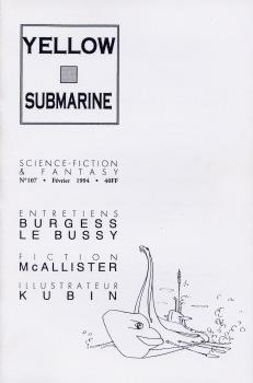 Yellow Submarine n° 107