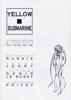 Yellow Submarine n° 112