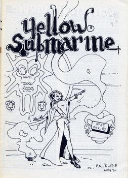 Yellow Submarine n° 27