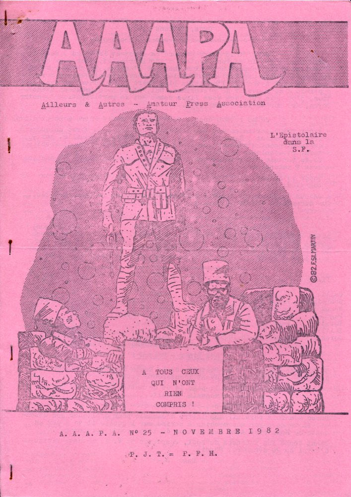 AAAPA n° 25