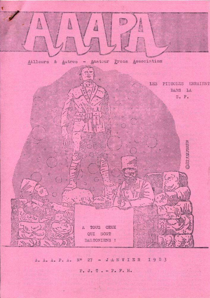 AAAPA n° 27