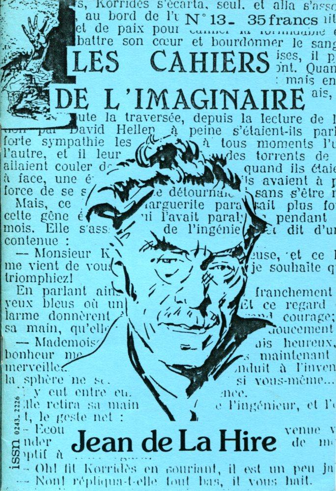 Les Cahiers de l'Imaginaire n° 13 : Jean de La Hire