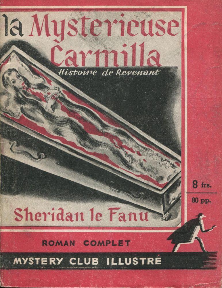 La Mystérieuse Carmilla