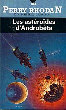 Les Astéroïdes d'Androbéta