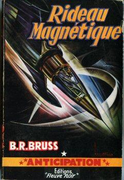 Rideau magnétique