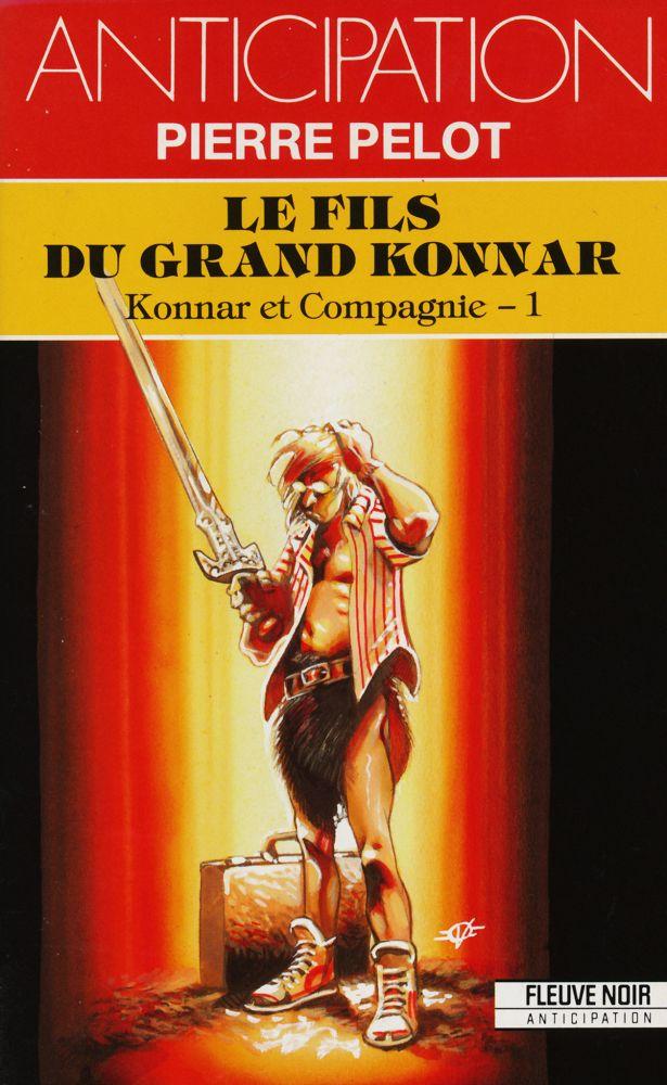 Le Fils du grand Konnar