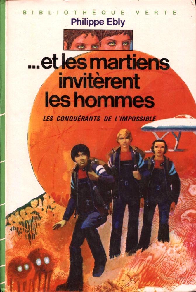 ...et les Martiens invitèrent les hommes
