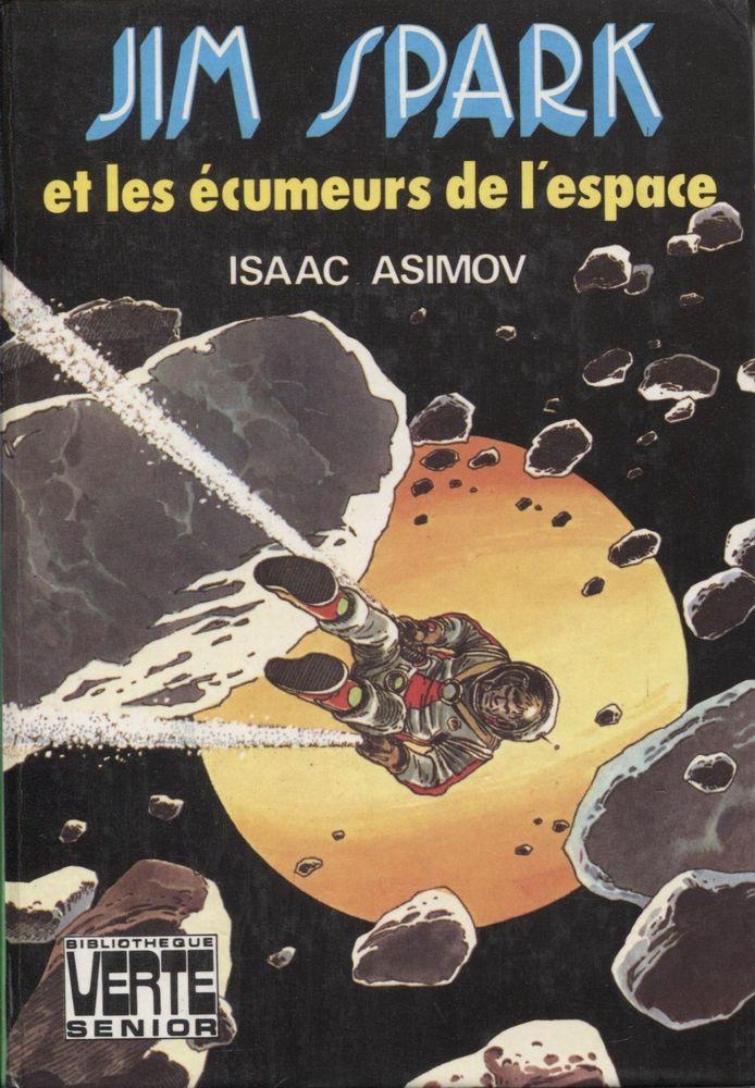 Jim Spark et les écumeurs de l'espace
