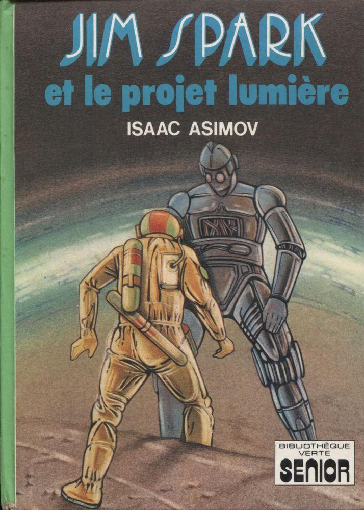 Jim Spark et le projet lumière