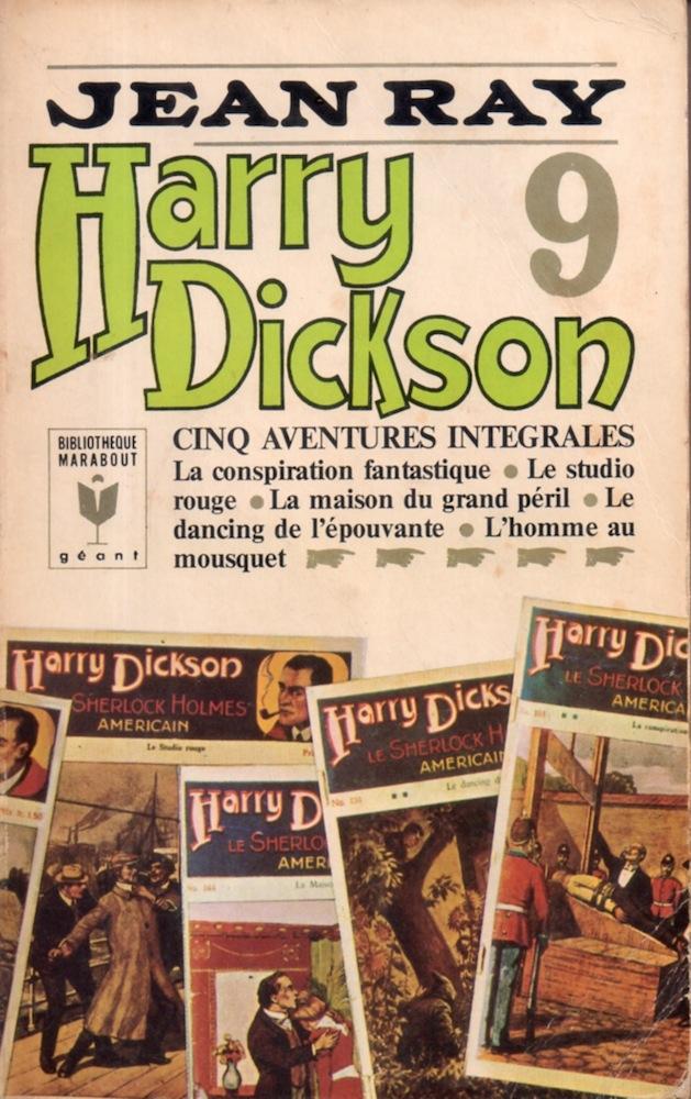 Harry Dickson 9