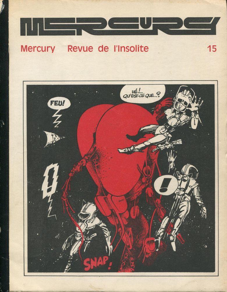 Mercury n° 15