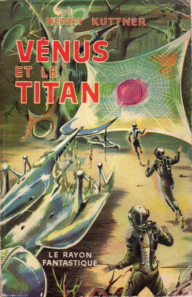 Vénus et le Titan