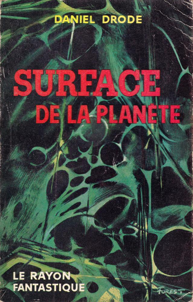 Surface de la planète