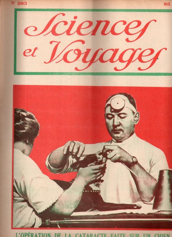 Sciences et Voyages n° 283