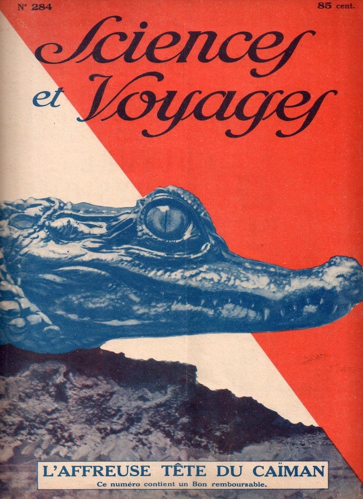 Sciences et Voyages n° 284