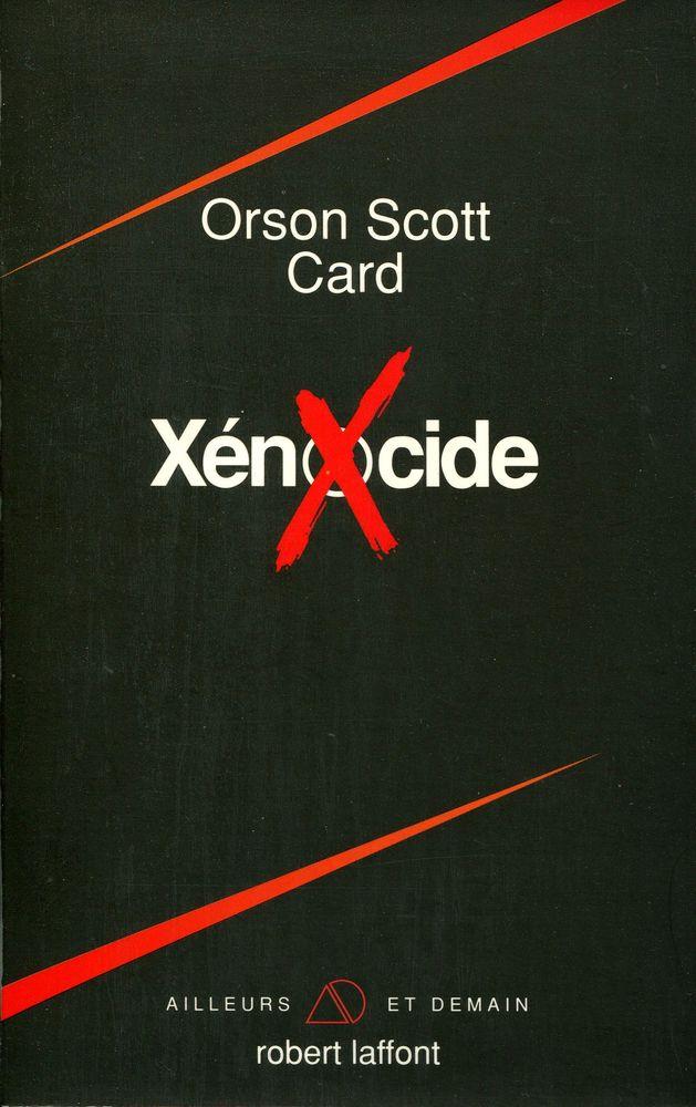Xénocide | Card, Orson Scott (1951-....). Auteur
