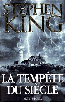 La Tempete Du Siecle Stephen King Fiche Livre