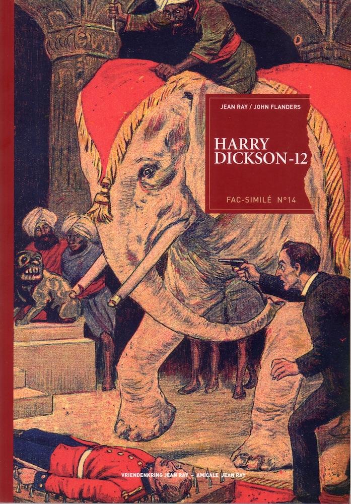 Harry Dickson - 12