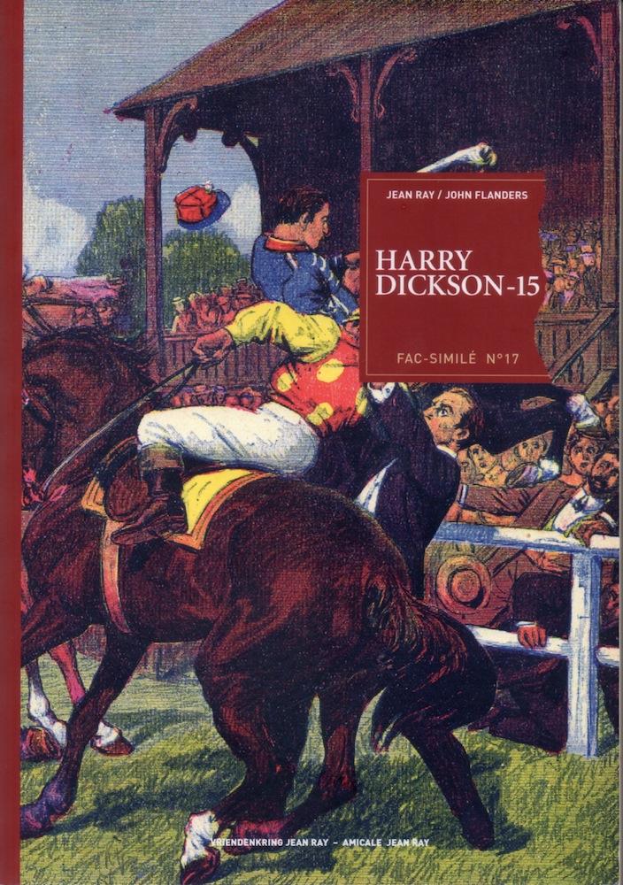 Harry Dickson - 15
