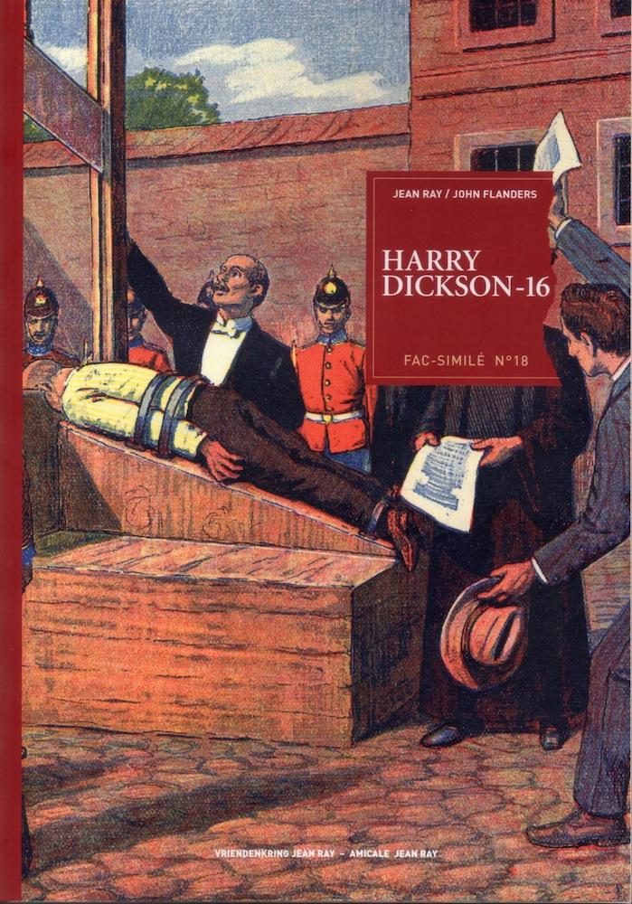 Harry Dickson - 16