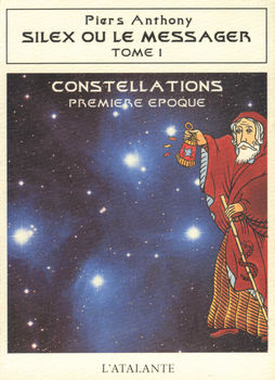 Piers Anthony - cycle des Constellations - 7 tomes