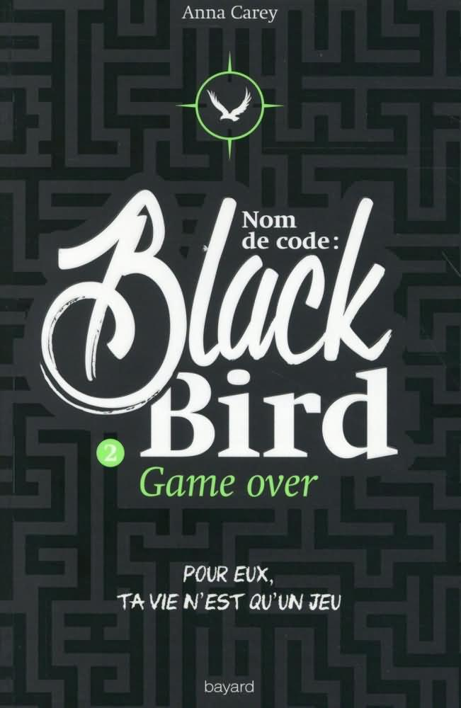 Game Over Anna Carey Fiche Livre Critiques