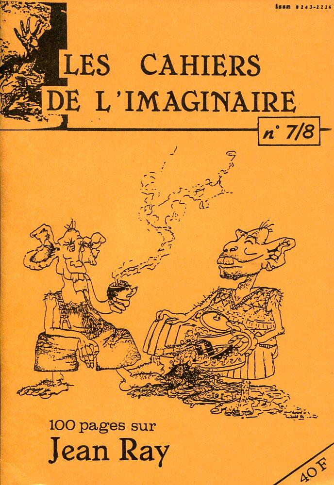 Les Cahiers de l'Imaginaire n° 7/8 : 100 pages sur Jean Ray