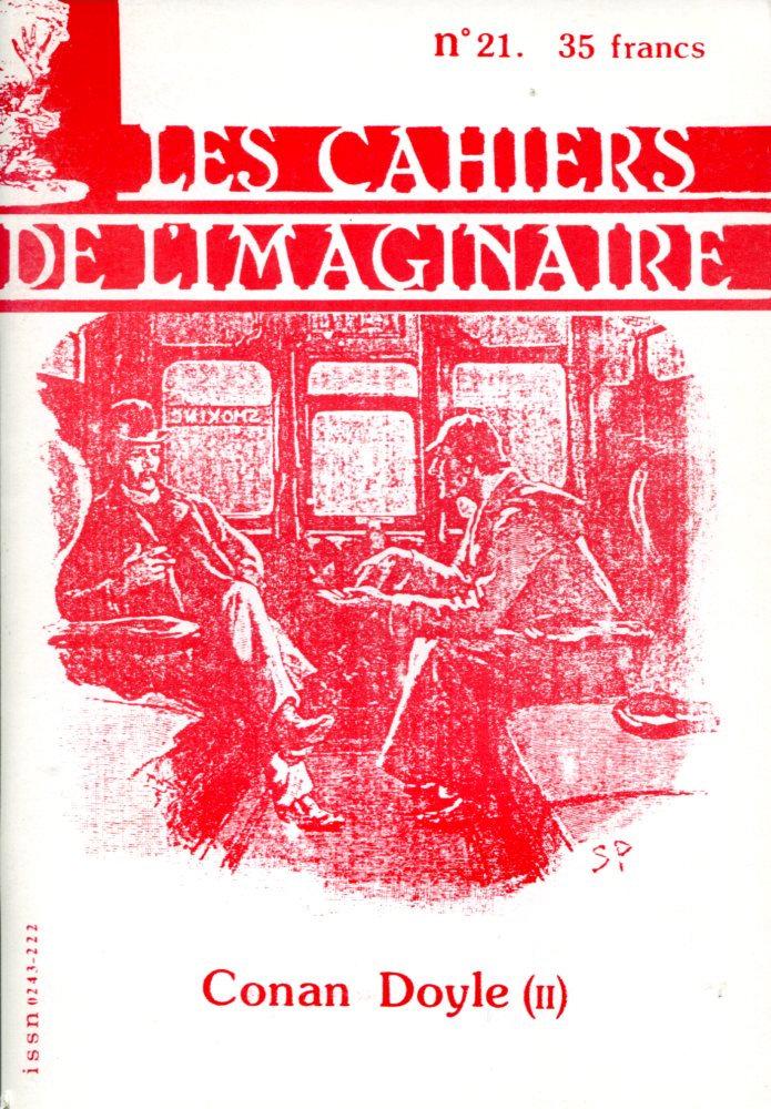 Les Cahiers de l'Imaginaire n° 21 : Conan Doyle (II)