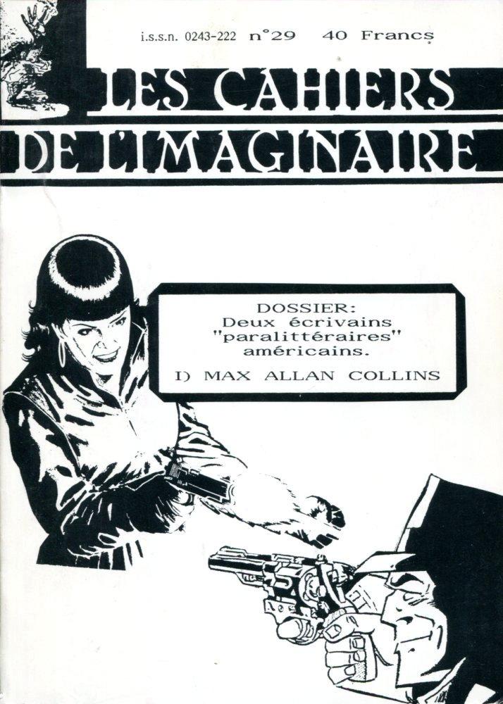 Les Cahiers de l'Imaginaire n° 29 : Deux écrivains