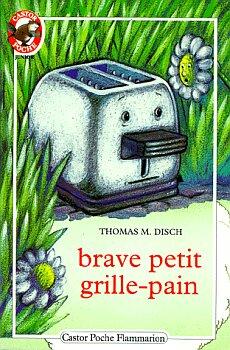 Brave petit grille-pain