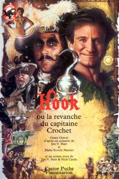 hook ou la revanche du capitaine crochet geary gravel fiche livre critiques adaptations. Black Bedroom Furniture Sets. Home Design Ideas