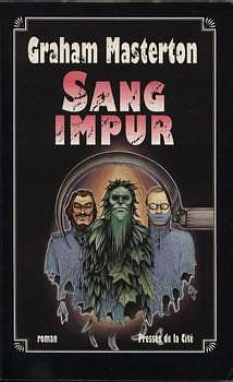 Couverture de Sang impur