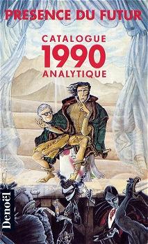 Présence du futur - Catalogue analytique 1990