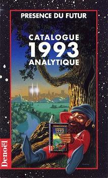 Présence du futur - Catalogue analytique 1993