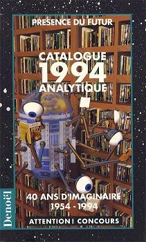 Présence du futur - Catalogue analytique 1994