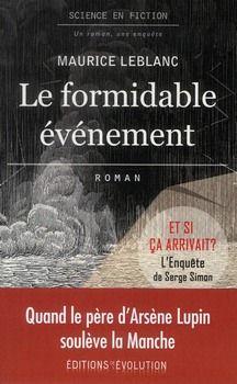 Le formidable événement (Folio SF) (French Edition)