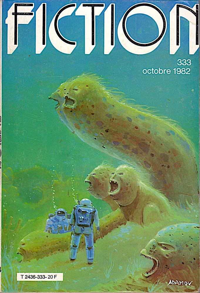 Fiction n° 333