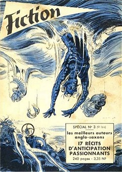 Fiction spécial n° 3 : Les meilleurs auteurs anglo-saxons
