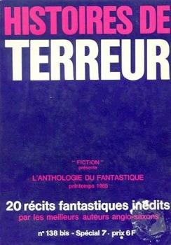 Fiction spécial n° 7 : Histoires de terreur