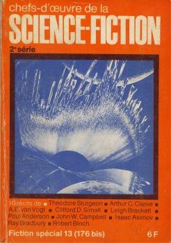 Fiction spécial n° 13 : Chefs-d'œuvre de la science-fiction (2ème série)