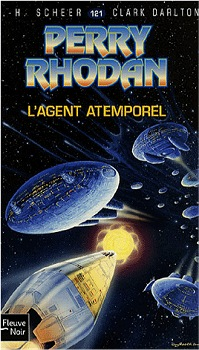 Perry Rhodan - 121 - L'AGENT ATEMPOREL