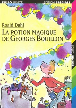 la potion magique de georges bouillon roald dahl fiche livre critiques adaptations. Black Bedroom Furniture Sets. Home Design Ideas